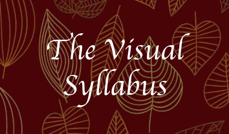 The Visual Syllabus: What Is This Course Really About?