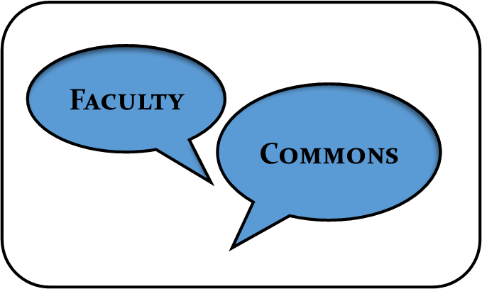 Faculty Commons: Taking Stock and Moving Forward