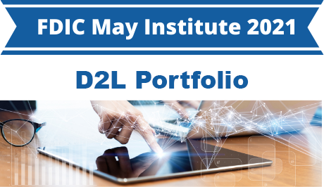 D2L Portfolio:  Submitting Evidence of Work