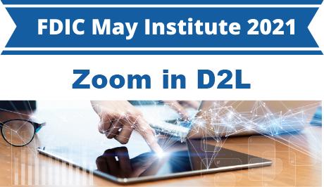 Zoom:  Integrating in D2L