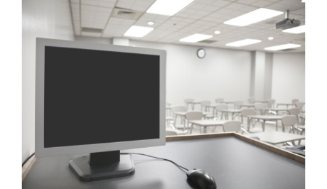 Classroom Instructional Tech – The Basics